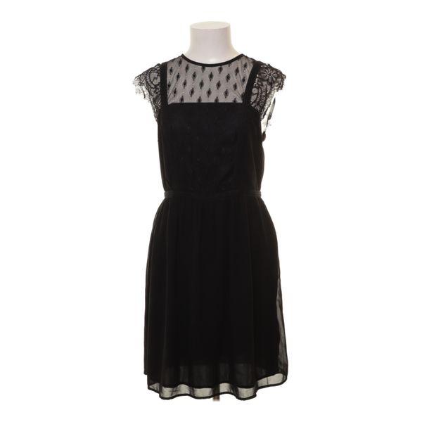 h&m modern classic, kleid, größe: 42, schwarz | ebay