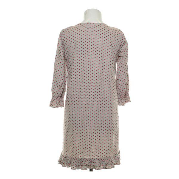 Blooming, Kleid, Größe: S, Grau/Rot, Baumwolle | eBay