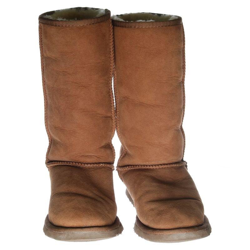KängorStövlar (Varma och mjuka boots med foder av mysigaste